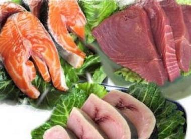 Рыбно-мясная диета