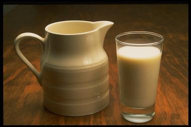 Молочно-растительная диета