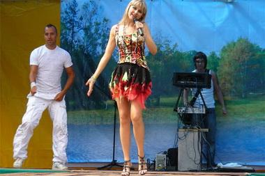 Диета певицы Натали